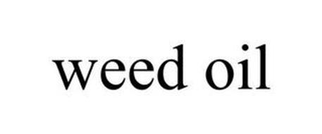 WEED OIL