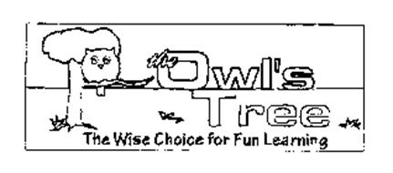 THE OWL'S TREE THE WISE CHOICE FOR FUN LEARNING