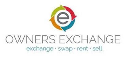 E OWNERS EXCHANGE · EXCHANGE · SWAP · RENT · SELL