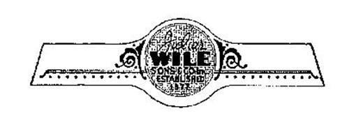 JULIUS WILE SONS & CO., INC. ESTABLISHED 1877