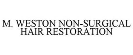 M. WESTON NON-SURGICAL HAIR RESTORATION