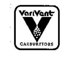 VARIVENT V CARBURATORS