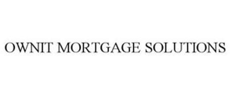 OWNIT MORTGAGE SOLUTIONS