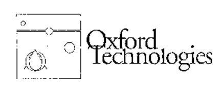 OXFORD TECHNOLOGIES