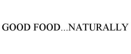 GOOD FOOD...NATURALLY