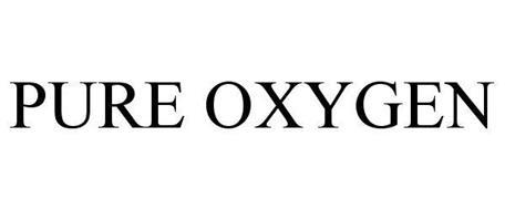 PURE OXYGEN