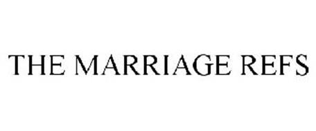 THE MARRIAGE REFS