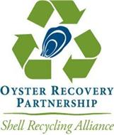 OYSTER RECOVERY PARTNERSHIP SHELL RECYCLING ALLIANCE