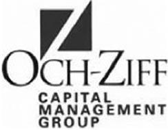 OCH-ZIFF CAPITAL MANAGEMENT GROUP
