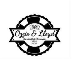 OZZIE & LLOYD HANDCRAFTED CHEESECAKE ZERO SUGAR