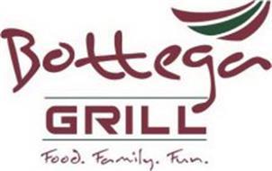 BOTTEGA GRILL FOOD. FAMILY. FUN.
