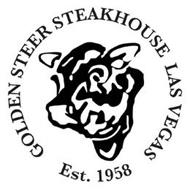 GOLDEN STEER STEAKHOUSE LAS VEGAS EST. 1958