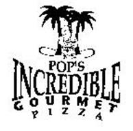 POP'S INCREDIBLE GOURMET PIZZA POPERONI