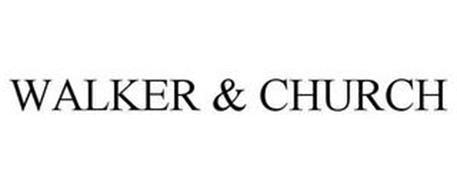WALKER & CHURCH