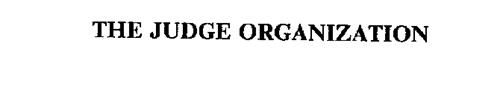THE JUDGE ORGANIZATION