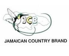 JCB JAMAICAN COUNTRY BRAND