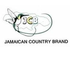 JCB JAMAICAN COUNTRY BRAND