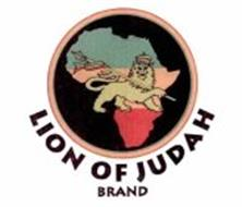 LION OF JUDAH BRAND