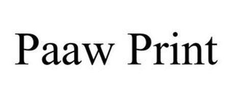 PAAW PRINT
