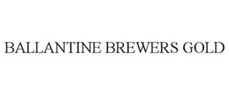 BALLANTINE BREWERS GOLD