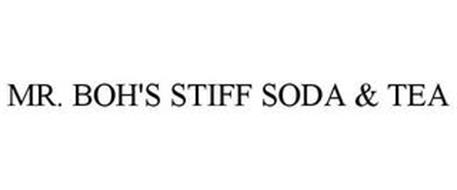 MR. BOH'S STIFF SODA & TEA