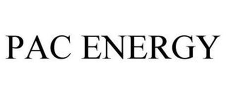 PAC ENERGY