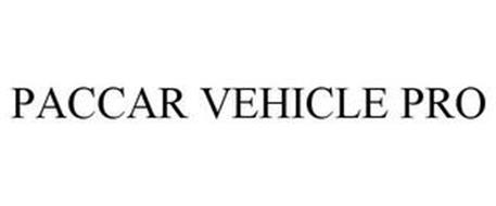PACCAR VEHICLE PRO