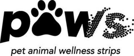 PAWS PET ANIMAL WELLNESS STRIPS