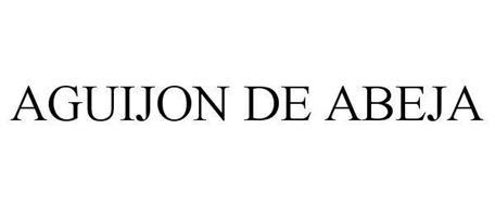 AGUIJON DE ABEJA