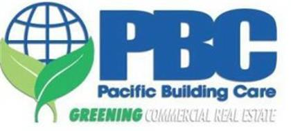 PBC PACIFIC BUILDING CARE GREENING COMMERCIAL REAL ESTATE