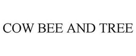 COW BEE AND TREE