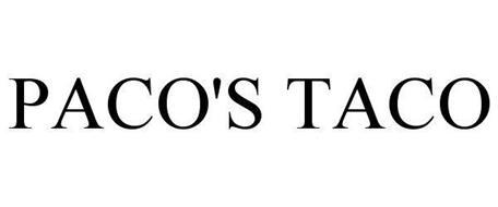 PACO'S TACO