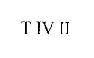 T IV II
