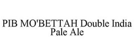 PIB MO'BETTAH DOUBLE INDIA PALE ALE