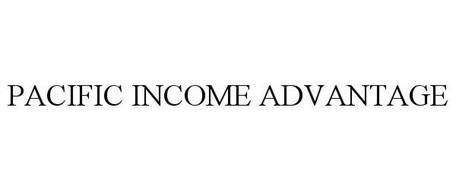 PACIFIC INCOME ADVANTAGE
