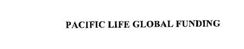 PACIFIC LIFE GLOBAL FUNDING