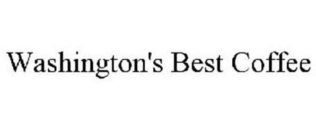 WASHINGTON'S BEST COFFEE