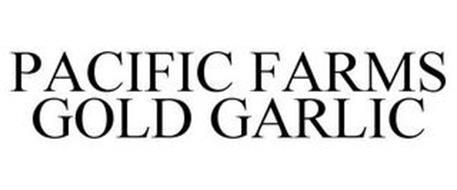 PACIFIC FARMS GOLD GARLIC