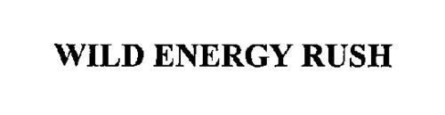 WILD ENERGY RUSH