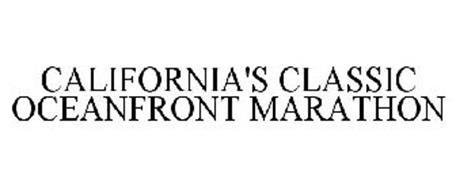 CALIFORNIA'S CLASSIC OCEANFRONT MARATHON