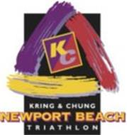KC KRING & CHUNG NEWPORT BEACH TRIATHLON