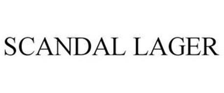 SCANDAL LAGER