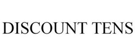DISCOUNT TENS