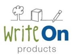 WRITE ON PRODUCTS