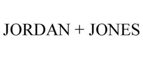 JORDAN + JONES