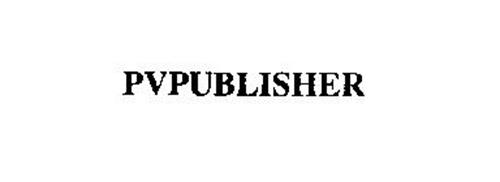 PVPUBLISHER