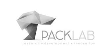 PACKLAB RESEARCH · DEVELOPMENT · INNOVATION