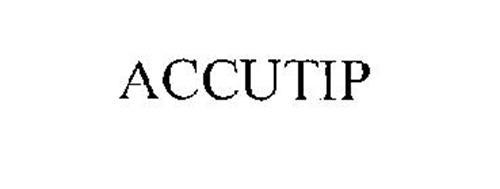 ACCUTIP Trademark of Paddock Laboratories, Inc  Serial