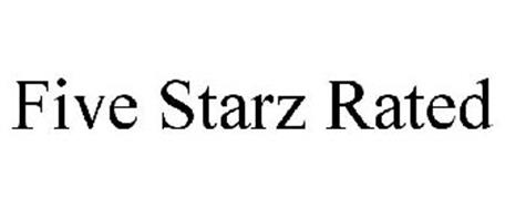 FIVE STARZ RATED