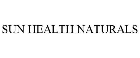 SUN HEALTH NATURALS
